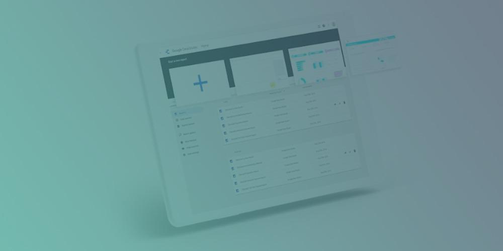 Daten mit Google Data Studio visualisieren