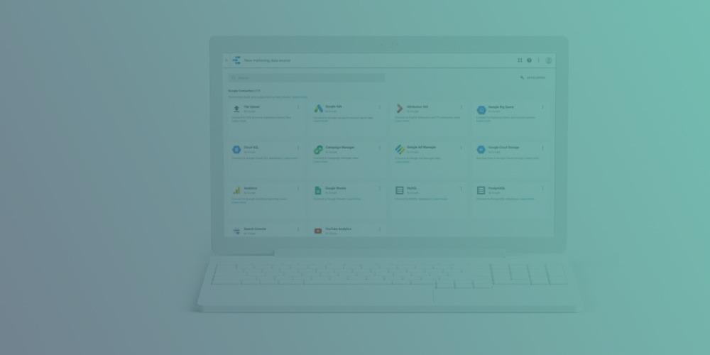 Datenkontrolle in Google Data Studio verfügbar