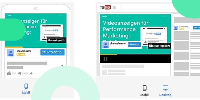 neue YouTube Anzeigenformate