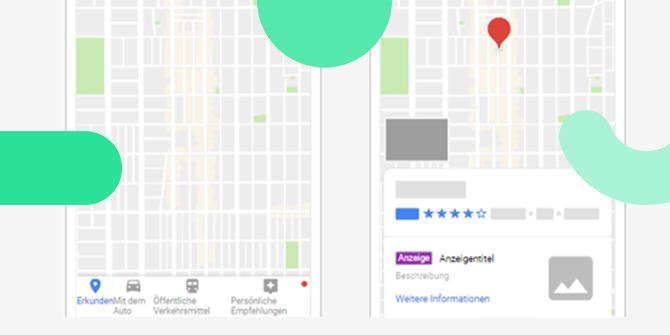 Google Ads lokale Kampagne