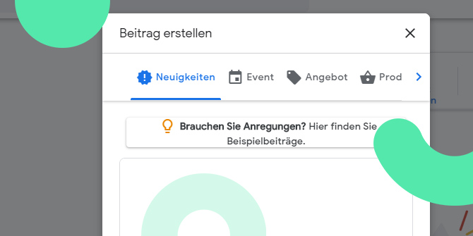 Google My Business Funktionen